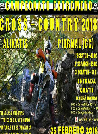 Campeonato Cross-Country Piornal