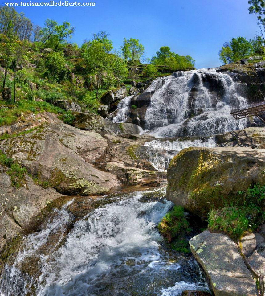 Cascada del caozo valle del jerte for Oficina de turismo valle del jerte