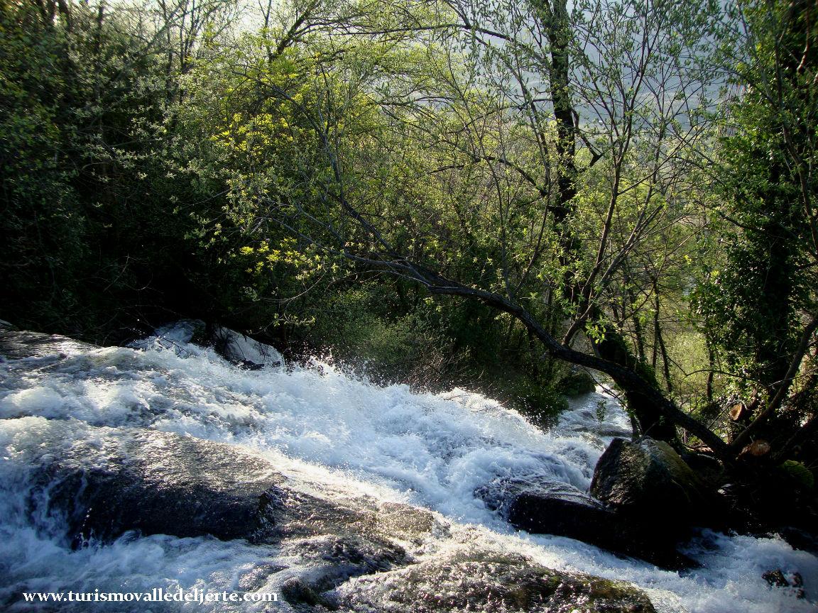 Cascada de marta for Oficina de turismo valle del jerte