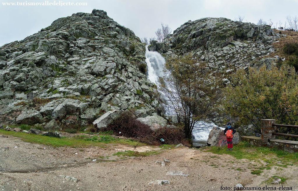 Cascada de la desesper valle del jerte for Oficina de turismo valle del jerte