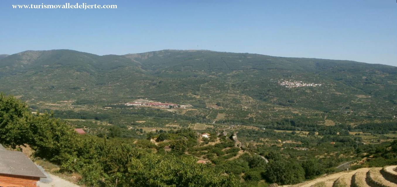 Mirador paseo de los naranjos valle del jerte for Oficina de turismo valle del jerte