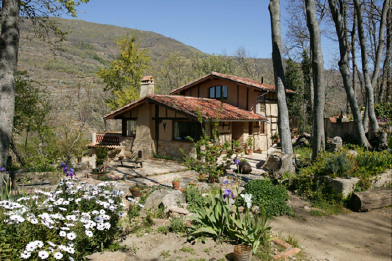 la casa rural del bosque
