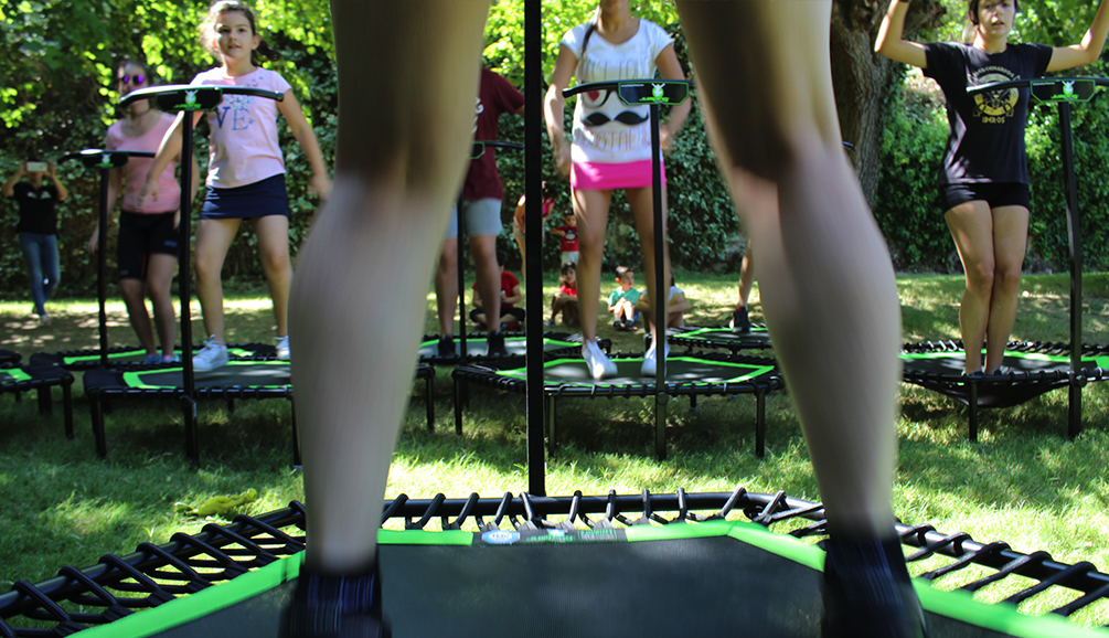 Jerte Jumping Fitness ®